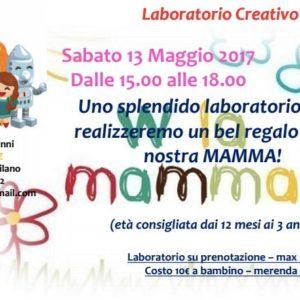 Laboratorio creativo W la Mamma!