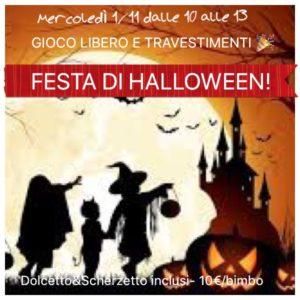 Festa di Halloween!!!